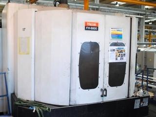 Milling machine Mazak FH 8800-0