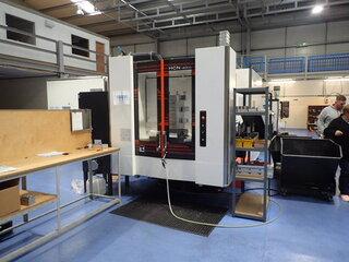 Milling machine Mazak HCN 4000, Y.  2017-1