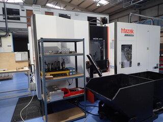 Milling machine Mazak HCN 4000, Y.  2017-7