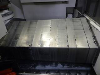 Milling machine Mazak HCN 6000 II, Y.  2011-6