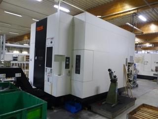 Milling machine Mazak HCN 6000 II, Y.  2011-12
