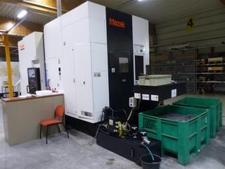 Milling machine Mazak HCN 6000 II, Y.  2011-13