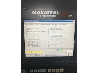 Lathe machine Mazak Integrex 200 SY-4