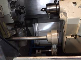 Lathe machine Mazak Integrex 200 Y-4