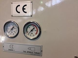 Lathe machine Mazak Integrex 200 Y-12