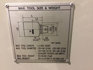 Lathe machine Mazak Integrex 200 Y-13
