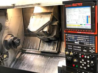 Lathe machine Mazak Integrex 300 IV ST - 1500-1