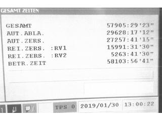 Lathe machine Mazak Integrex 300 IV ST - 1500-5
