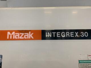 Lathe machine Mazak Integrex 30 Universal 1500-5