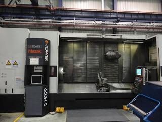 Lathe machine Mazak Integrex E 650 H S II-1