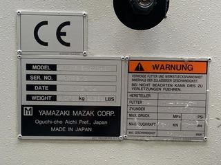 Lathe machine Mazak Integrex e-410 HS multi tasking-11