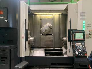 Lathe machine Mazak Integrex e-410 HS multi tasking-2