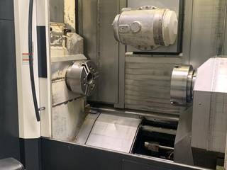 Lathe machine Mazak Integrex e-410 HS multi tasking-5