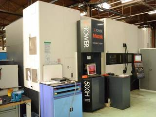 used Mazak Integrex e-500H II [1182868987]