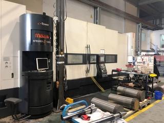 Lathe machine Mazak Integrex e-500H II x 3000 U-4