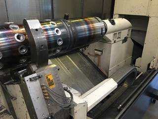 Lathe machine Mazak Integrex e-500H II x 3000 U-2