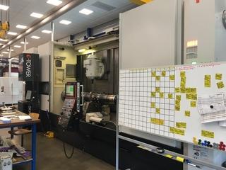 Lathe machine Mazak Integrex e-500H II x 3000 U-13