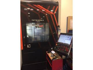 Lathe machine Mazak Integrex i-200-1