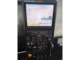 Lathe machine Mazak Integrex i 400 S-4