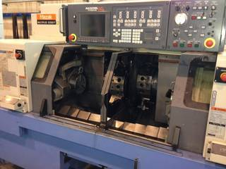 Lathe machine Mazak Multiplex 6200 Y-0
