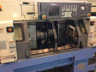 Lathe machine Mazak Multiplex 6200 Y-1