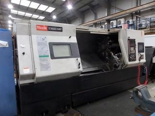 Lathe machine Mazak Nexus 350 MY-1