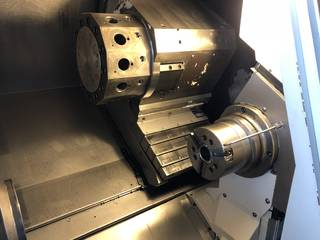 Lathe machine Mazak QT Nexus 250 MSY-3