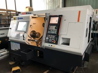 Lathe machine Mazak QT Nexus 250 MSY-0