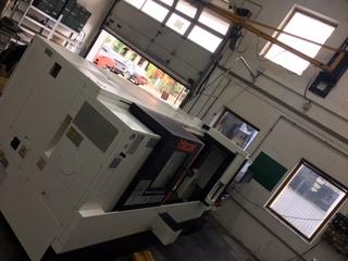 Lathe machine Mazak QT Smart 200 M x 1000 U-9