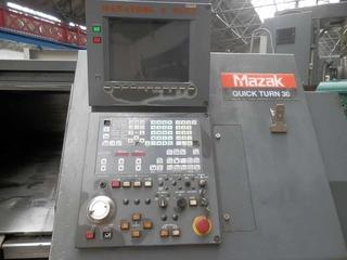Lathe machine Mazak Quick Turn 30-3