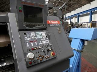 Lathe machine Mazak Quick Turn 30-4