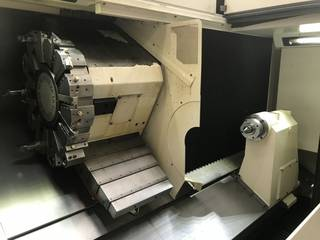 Lathe machine Mazak QT Smart 350-3