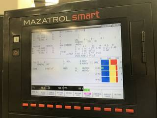 Lathe machine Mazak QT Smart 350-10