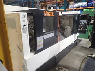 used Mazak QT Smart 350 [746840279]