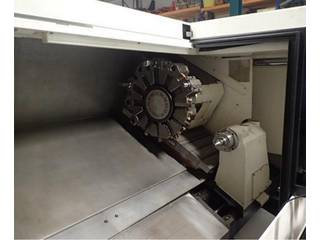 Lathe machine Mazak Quick Turn Smart 350 - 1250 U-9