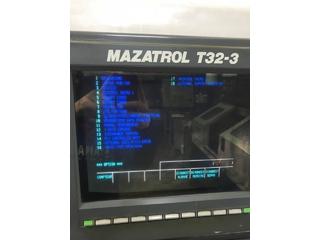 Lathe machine Mazak SQT 15 MS-3