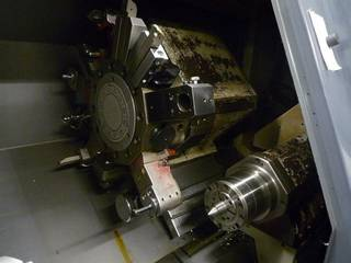 Lathe machine Mazak SQT 200-2