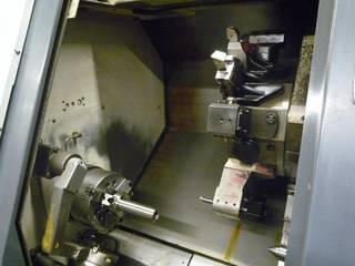 Lathe machine Mazak SQT 200-3