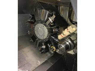 Lathe machine Mazak SQT 200 MS-2
