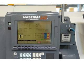 Lathe machine Mazak SQT 200 MS-5
