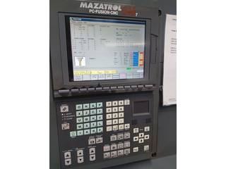 Lathe machine Mazak SQT 200 MSY-5