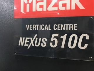 Milling machine Mazak VC Nexus 510 C-7