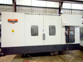 Milling machine Mazak VTC 200 C II-0