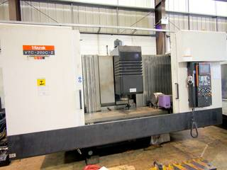 Milling machine Mazak VTC 200 C II-1