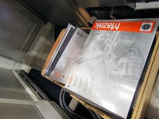 Milling machine Mazak VTC 200 C II-10