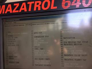 Milling machine Mazak VTC 200 C II-4