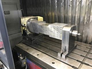 Milling machine Mazak VTC 300 C II, Y.  2002-1