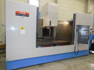 Milling machine Mazak VTC 300 C II, Y.  2002-10