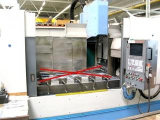 Milling machine Mazak VTC 30 C, Y.  1999-1