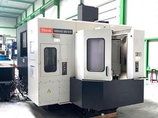 Milling machine Mazak Variaxis 500 - 5 II, Y.  2007-0